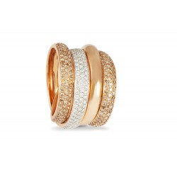 Ring K DI KUORE Gold