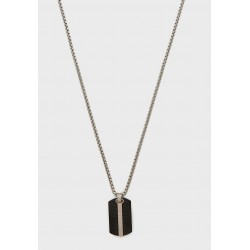 Necklace GUESS JEWELLERY AÇO Man Identity