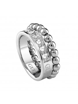 Ring GUESS JEWELLERY AÇO Uptown Chic